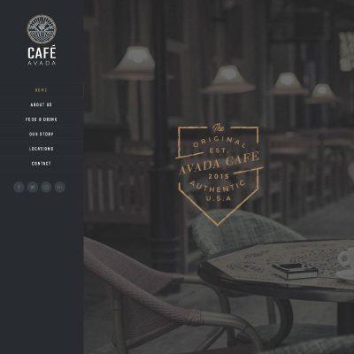 Avada Website