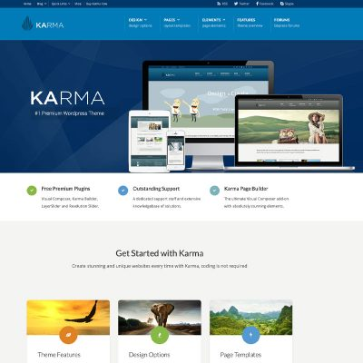 Karma Website