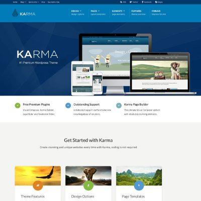 Karma Website
