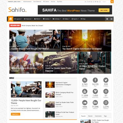 Safia Website