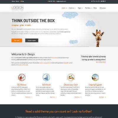 uDesign Website